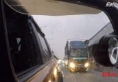 [Video] Chỉnh gương chiếu hậu đúng cách, tránh điểm mù